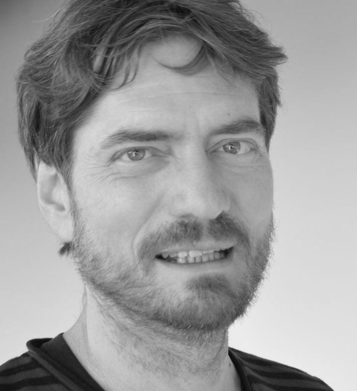 Journalist Martin Hammer