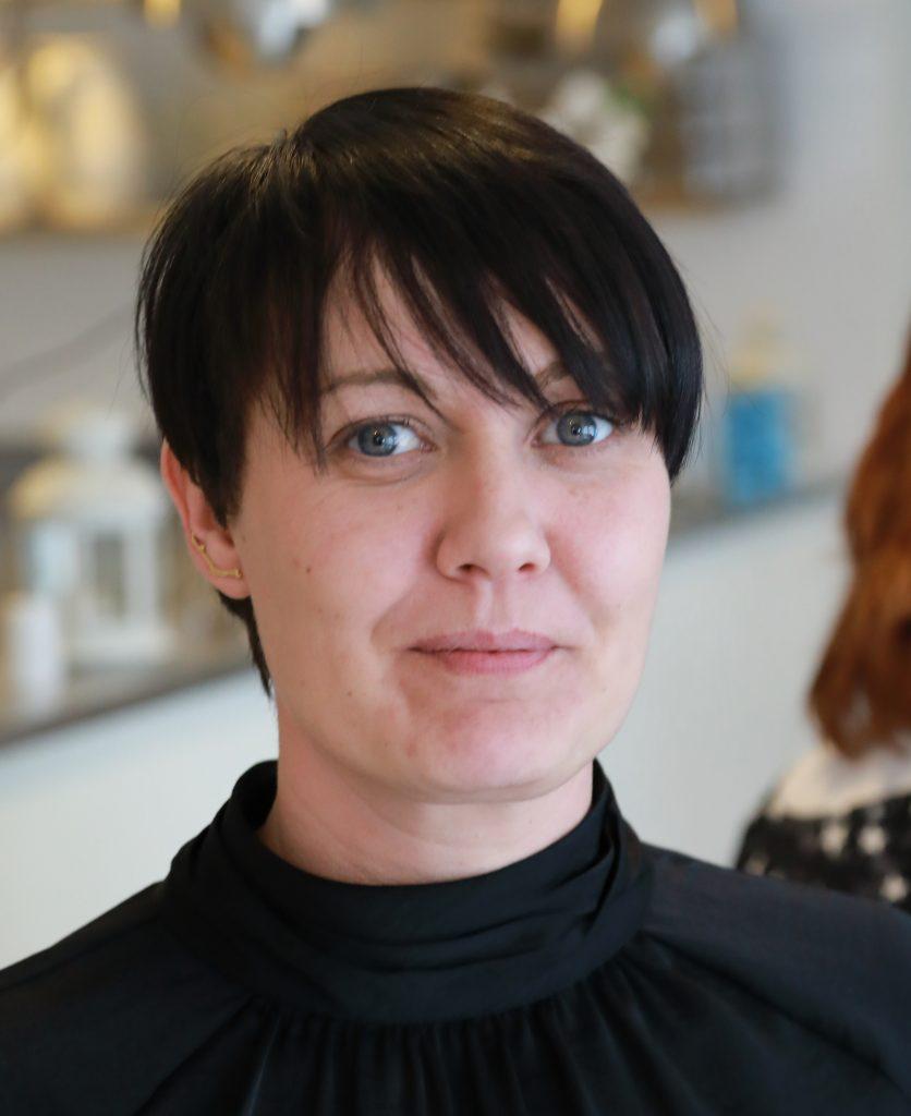 Louise Kaas socialpædagog på Bo- og Støttecenter Odsherred