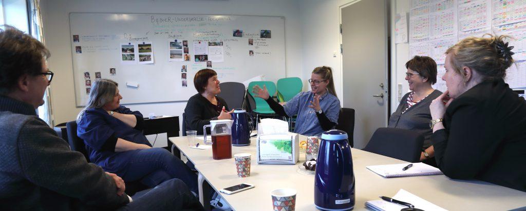 Socialpædagogerne på Siriusparken i Nykøbing Sjælland er udset til at strejke